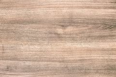Close up rustic wood table with grain texture in vintage style. stock photos