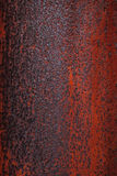 Close up rusty steel texture, vertical. Composition Stock Image