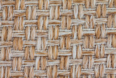 Close up sackcloth texture Royalty Free Stock Images