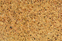 Close up sand background. For mix concrete in construction industrial Stock Photo