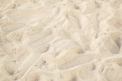 Sand beach in Rayong Thailand. Close up sand beach in Rayong Thailand Royalty Free Stock Image