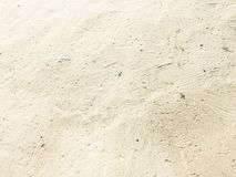 Close up Sand bunker on the beautiful golf course. Sport golf icon on sand texture and background. Close up Sand bunker on the beautiful golf course. Sport golf stock photos