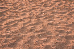 Close up of sand texture Stock Photo