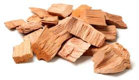 Close up of sandalwood isolatd on the white background. Close up of sandalwood isolatd on white background Royalty Free Stock Image