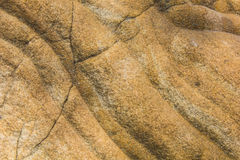 Close up of a sandstone brick Royalty Free Stock Images