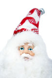 Close up santa claus 2009 Royalty Free Stock Image