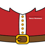 Close up of Santa Claus Royalty Free Stock Images