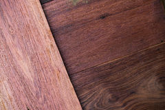 A close up section of Aromatic Red Cedar Lumber Wooden background. Stock Photo