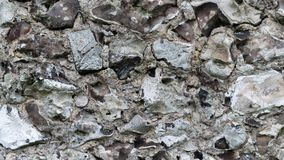 Close up of sheared rocks stock images