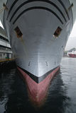 Close up of a ship Stock Images