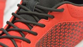 Close up shoelace Stock Photo