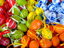 Free Close Up Shoot Of Easter Eggs Stock Image - 669861