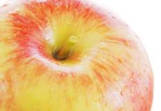 Close up shot of apple Stock Image