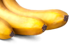Close-up shot of bananas Stock Photography