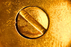 Close up shot brass in brass wall stock images