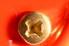 Close up shot of brass stock image