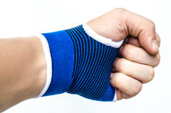 Close-up shot of a fist Royalty Free Stock Images