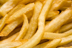 French Fries Close Up royalty free stock image