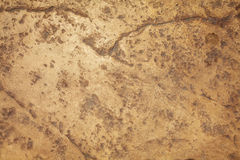 Close-up shot of light stone texture Royalty Free Stock Photography