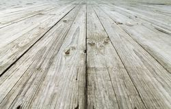 Close up shot of old wooden Stock Image