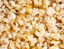 Close-up shot of popcorn Stock Image