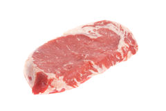 Close up shot of a rib eye steak Stock Photos