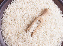 Close up shot of the rice Royalty Free Stock Photo