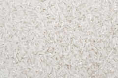 Close up shot of the rice background Stock Photography