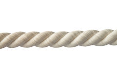 Close up shot of a rope Stock Images