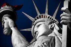 Close-up shot of the Statue of Liberty. America,American Symbol,United states,New York,Las Vegas,Guam,Paris stock images