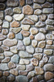 Close up Shot of Stone Wall. Royalty Free Stock Photos