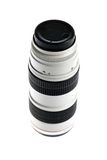 Tele lenses Royalty Free Stock Photo
