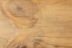 Pine Wood Texture and Grain Royalty Free Stock Image