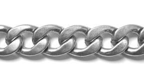 Close up of Silver bracelet Stock Photos