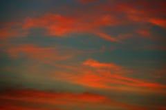 Close up sky and cloud Stock Photo