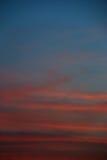 Close up sky and cloud Stock Photos