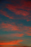 Close up sky and cloud Royalty Free Stock Photo