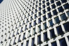 Close-up of skyscraper stock images