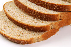 Close up of Sliced Bread Royalty Free Stock Image