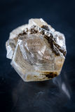 Close up of a small quartz crystal Stock Photography