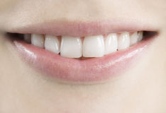 Close up Smile Royalty Free Stock Photos