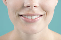 Close up Smile Royalty Free Stock Photo