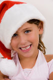 Close up of smiling girl Stock Photo