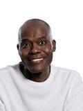 Close-up of smiling man Stock Photo