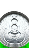 Close up of Soda Can Stock Photography