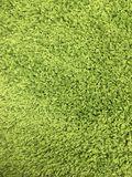 Close up soften green carpet texture stock images
