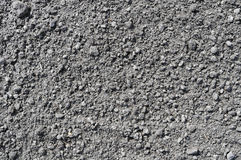 Close-up of the soil Royalty Free Stock Images