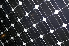 Close up of Solar Panel Stock Images