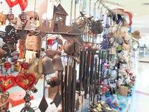 Close up, souvenirs in shop. Koh Samui, Thailand. Stock Image