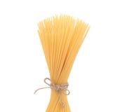Close up of spaghetti. Stock Photo